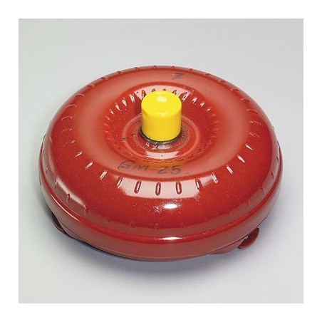 Convertisseur de Couple Hughes Ref 3025 - C4 - 24 spline - Stall 2500 RPM
