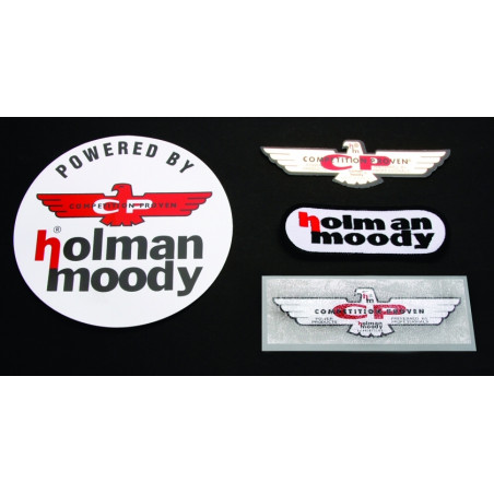RACING - Stickers HOLMAN MOODY - 4 PCES