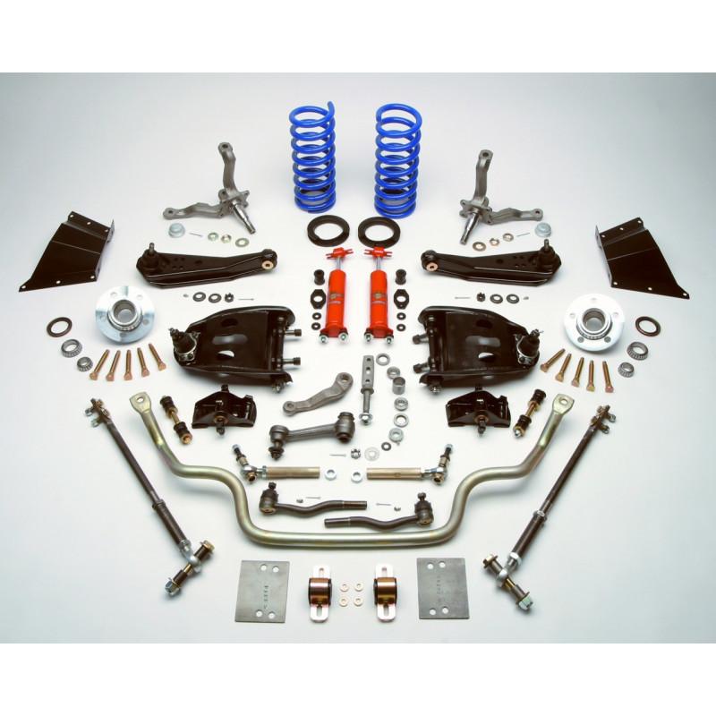 Kit de suspension avant SHELBY-R - Mustang 65/66