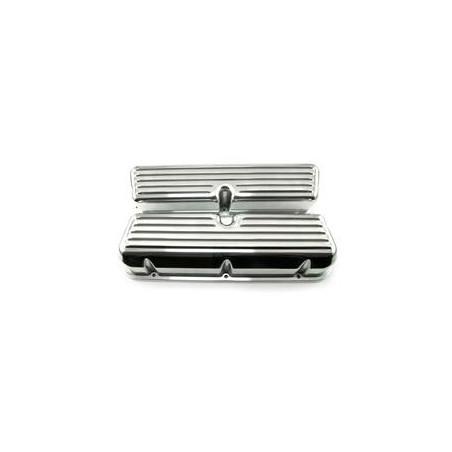 Caches culbuteurs aluminium poli - Ford SB 221-260-255-289-302-351