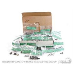 Kit de visseries pour carrosserie - Ford Mustang 1964 1965
