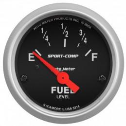 Jauge de niveau de carburant Auto Meter