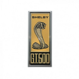 Embleme d'aile COBRA - Ford Mustang Shelby GT500 1967