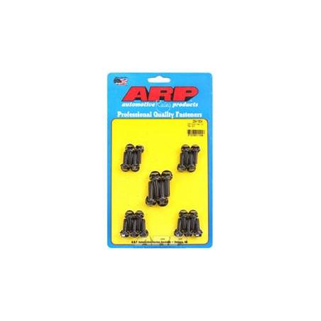 Visserie ARP pour carter d'huile noire - Ford V8 302-351