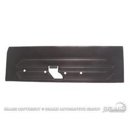 Paire de panneaux de porte noir - Ford Mustang 1969