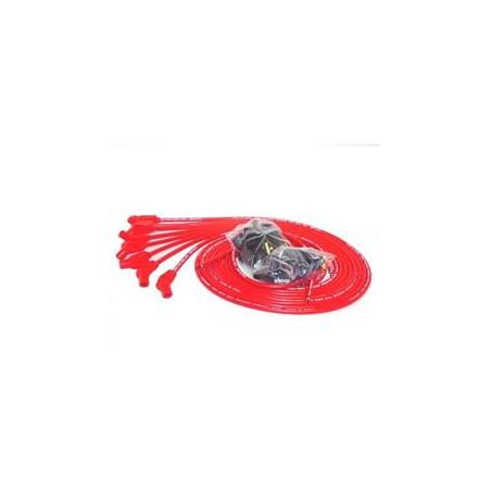 Faisceau d'allumage rouge Taylor - V8