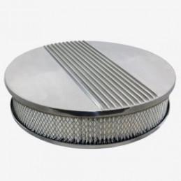 Filtre à air rond Aluminium