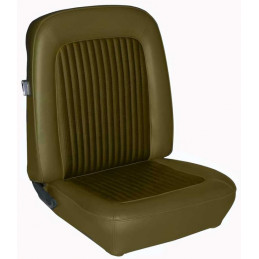 Set d'habillage de sièges AV+AR standard - Ford Mustang 1968