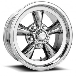 Jante Torq-Thrust D Chrome  pour Ford Mustang