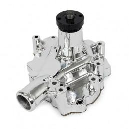 Pompe à eau  CHROME haut débit - FORD V8 289/302/351w