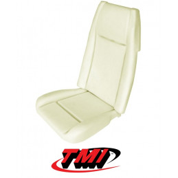 "Mousse de sièges avant standard/Deluxe/MACH 1 ""highback"" - Ford Mustang 1971 1973"