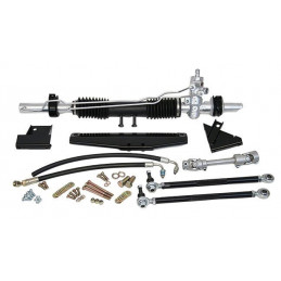 Rack and Pinion STEEROIDS...
