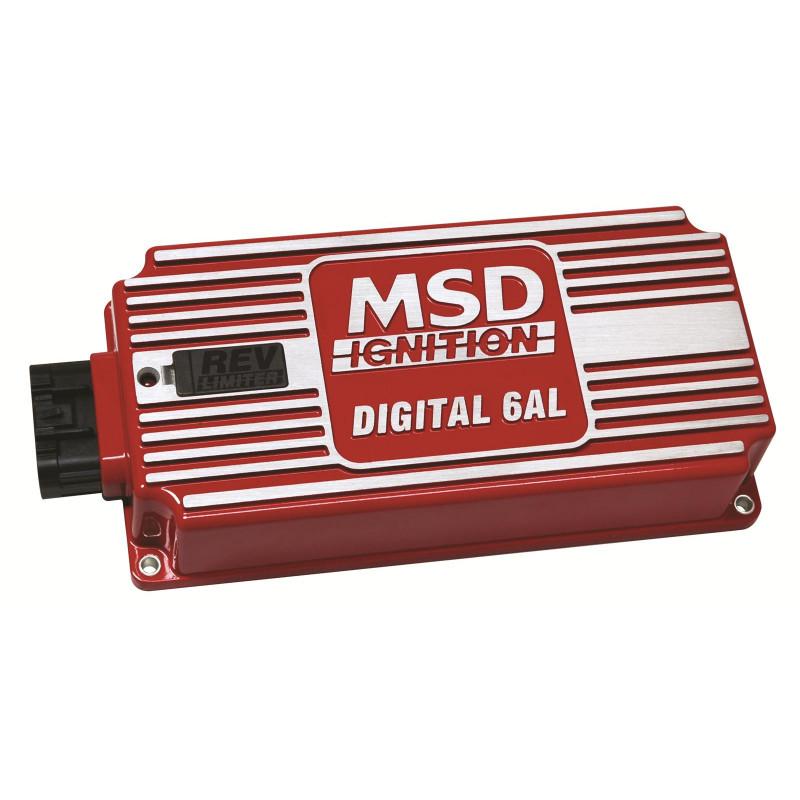 Boitier d'allumage électronique MSD-6425 6AL