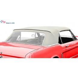 Kit capote vitre plastique - Ford Mustang 1964 1965 1966