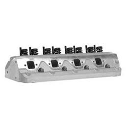 Culasses aluminium E-205 - Edelbrock - Ford V8 289-302-351w