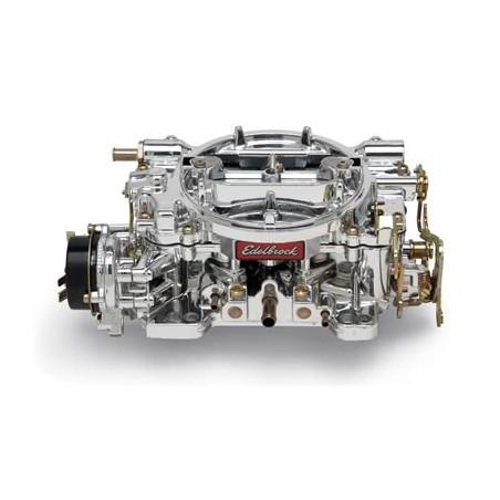 Carburateur EDELBROCK  14064 - 4 corps 600 CFM Finition Endurashine