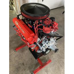 V8 302ci red
