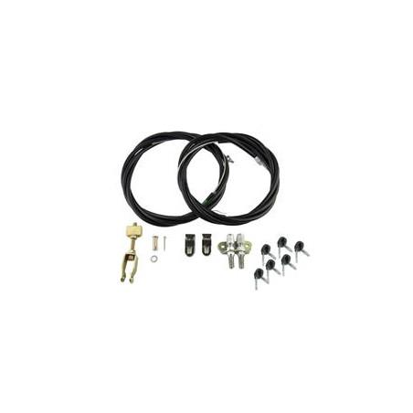 Câbles de frein à main - Disques/Tambours