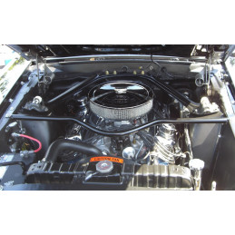 Monte Carlo Barre anti rapprochement - Ford Mustang 1964 1965 1966