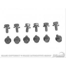 Visserie pour caches culbuteur - Ford V8 289-302-351