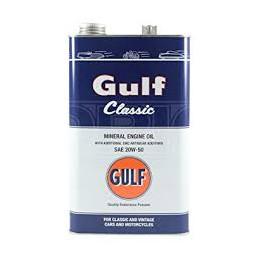 Gulf Classic Minérale 20W50
