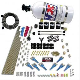 Kit NITRO - NITROUS EXPRESS - 200 à 600 hp - 10lbs