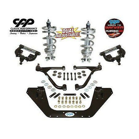 Kit suspension 64/66 PRO TOURING Ford Mustang - Stage 2