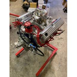 V8 408ci - 470 HP