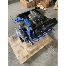 V8 302ci - 370 HP