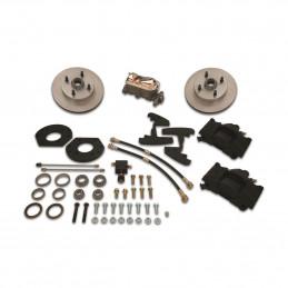 Kit de freins à disques avant 4 boulons Mustang 65 66