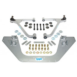 Triangles de suspension tubulaires et Mini SUBFRAME KIT 6466TCA-KB
