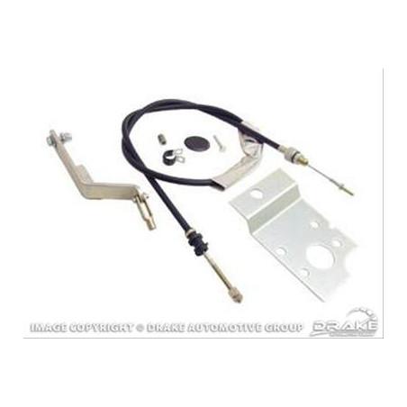 Câble d'embrayage KIT - C5ZZ-CCK