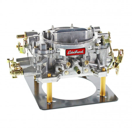Carburateur EDELBROCK  1405 - 4 corps 600 CFM Finition Satin