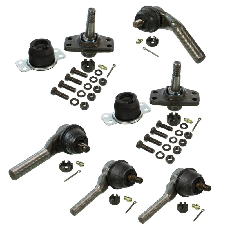 Direction Suspension MANUAL V8 1968-1970 - Rebuild kit Deluxe