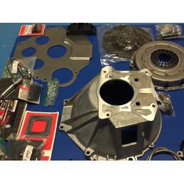 Kit de conversion boite auto vers TREMEC T5 - Commande par câble