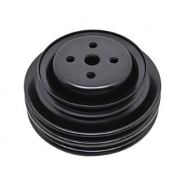 Poulie de pompe à eau 3 crans noir HZ-9773BK