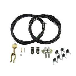 Câbles de frein à main WILWOOD WIL-330-9371