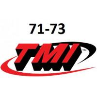1971 à 1973
