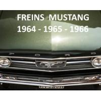 Freins MUSTANG 1964 1965 1966