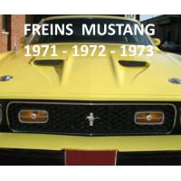 Freins MUSTANG 1971 - 1972 - 1973
