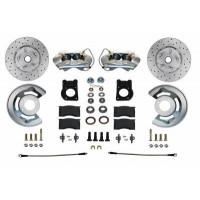 Kits de freins à disques 67 68 69 70